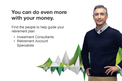 You can do even more with your money. Find Investment Consultants and Retirement Account Specialists to help guide your retirement plan.